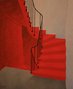 Choix de vie - William Mathieu - Huile sur toile - 2011 - 8F